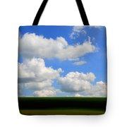 Summer Blur Tote Bag