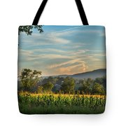 Summer Corn Tote Bag by Bill Wakeley
