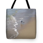 Summer Day Of A Gull 2 Tote Bag