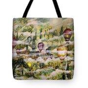 Summer Eden Tote Bag