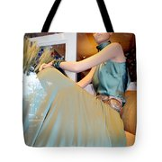 Summer Elegance Tote Bag