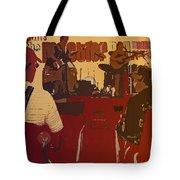 Summer Festival Tote Bag
