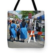 Summer Festival In Berne Indiana II Tote Bag
