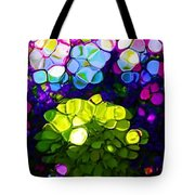 Summer Flowers In The Country Tote Bag