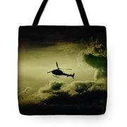 Summer Flying Tote Bag