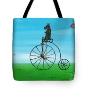 Summer Fun Scotty Style Tote Bag