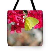 Summer Garden II In Watercolor Tote Bag