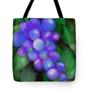 Summer Grape Tote Bag