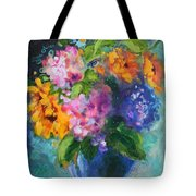 Summer Happiness Tote Bag