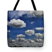 Summer Horizon Tote Bag