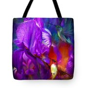 Summer Hummers Tote Bag