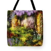 Summer - I Found The Lost Temple  Tote Bag