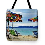 Summer I N Thailand Tote Bag