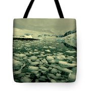 Summer Ice Tote Bag