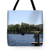 Summer Impression Lake Winnipesaukee Tote Bag