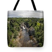 Summer In Asuable Chasm Tote Bag