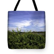 Summer In Bridgehampton Tote Bag