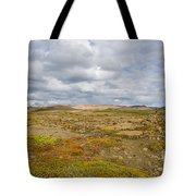 Summer In Iceland Tote Bag