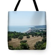 Summer In Italy Tote Bag