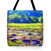I Try To Keep The Summer Always In My Mind  Tote Bag