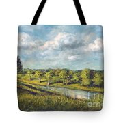 Summer In Tennessee Tote Bag
