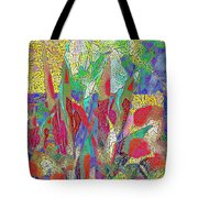 Summer In The Meadow Tote Bag