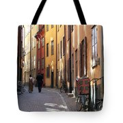 Summer In The Shade Tote Bag