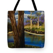 Summer In The Snowy River Region Tote Bag