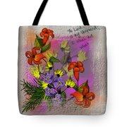 Summer Inspiration Tote Bag