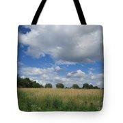 Summer Iowa Prairie Tote Bag