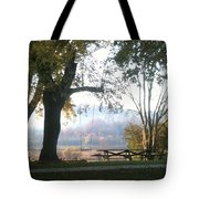 Summer Is Over Tote Bag