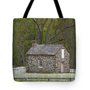 Summer Kitchen In Spring - Colonial Stone Tote Bag
