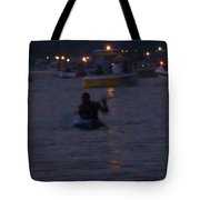 Summer Lake Evening Wait Tote Bag