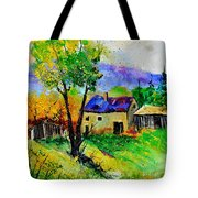 Summer Landscape 316062 Tote Bag