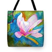 Summer Magnolia Tote Bag