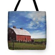 Summer Mancos Barn  Tote Bag