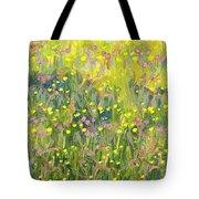 Summer Meadow Tote Bag