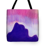 Summer Midnight Tote Bag
