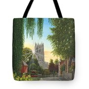 Summer Morning St. Mary Tote Bag