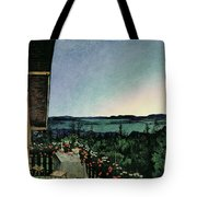 Summer Night Tote Bag by Harald Oscar Sohlberg