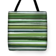 Summer Of Green Tote Bag