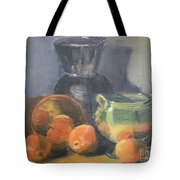 Summer Oranges Tote Bag