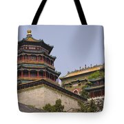 Summer Palace, Beijing Tote Bag
