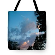 Summer Paradise Sunset Tote Bag