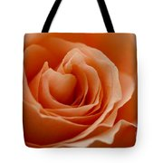 Summer Peach Tote Bag