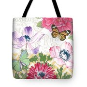 Summer Postcards-b Tote Bag