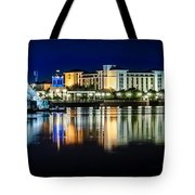 Summer Reflection Tote Bag