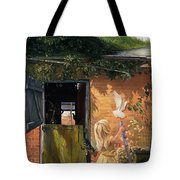 Summer Reflection Tote Bag