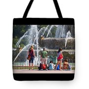 Summer Resting Place Tote Bag