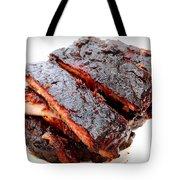 Summer Rib Fest Tote Bag